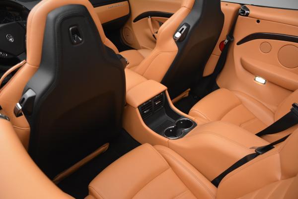 New 2016 Maserati GranTurismo Sport for sale Sold at Pagani of Greenwich in Greenwich CT 06830 28
