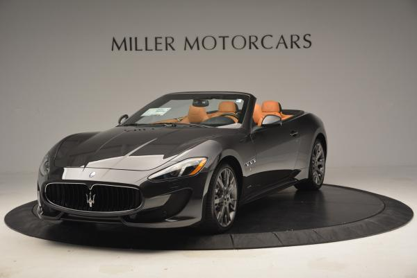 New 2016 Maserati GranTurismo Sport for sale Sold at Pagani of Greenwich in Greenwich CT 06830 1