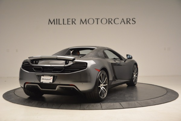 Used 2014 McLaren MP4-12C SPIDER Convertible for sale Sold at Pagani of Greenwich in Greenwich CT 06830 20