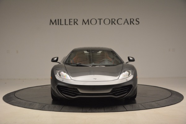 Used 2014 McLaren MP4-12C SPIDER Convertible for sale Sold at Pagani of Greenwich in Greenwich CT 06830 25