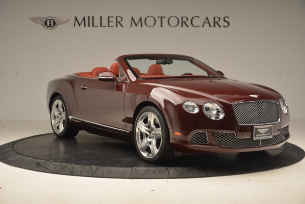 Used 2014 Bentley Continental GT W12 for sale Sold at Pagani of Greenwich in Greenwich CT 06830 11