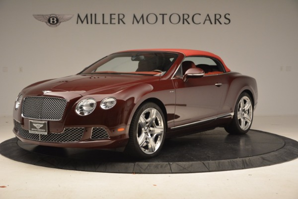 Used 2014 Bentley Continental GT W12 for sale Sold at Pagani of Greenwich in Greenwich CT 06830 14