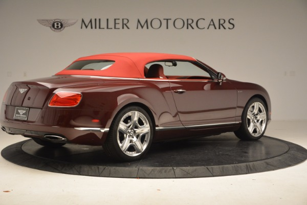 Used 2014 Bentley Continental GT W12 for sale Sold at Pagani of Greenwich in Greenwich CT 06830 21