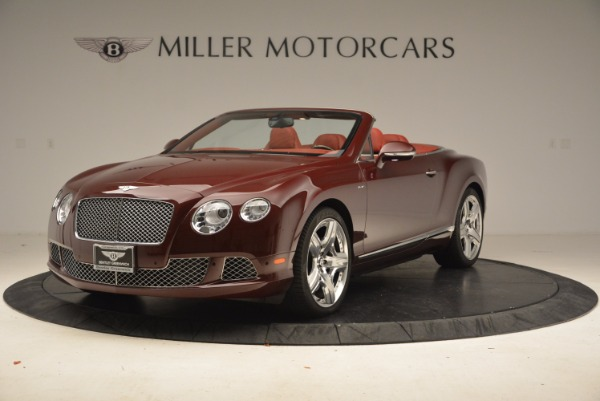 Used 2014 Bentley Continental GT W12 for sale Sold at Pagani of Greenwich in Greenwich CT 06830 1