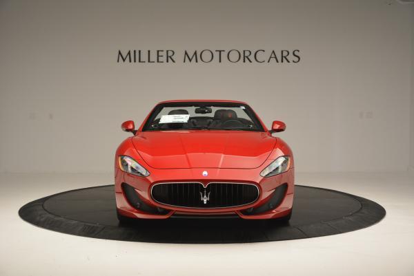 New 2017 Maserati GranTurismo Cab Sport for sale Sold at Pagani of Greenwich in Greenwich CT 06830 12