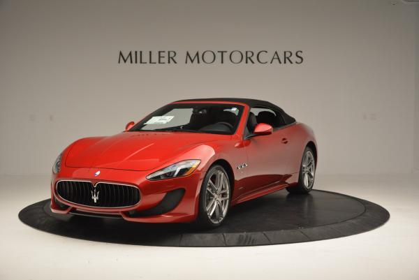 New 2017 Maserati GranTurismo Cab Sport for sale Sold at Pagani of Greenwich in Greenwich CT 06830 13