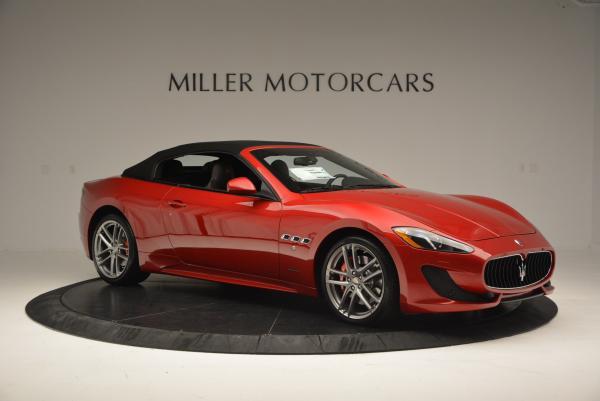 New 2017 Maserati GranTurismo Cab Sport for sale Sold at Pagani of Greenwich in Greenwich CT 06830 17