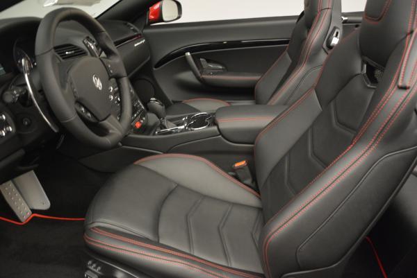 New 2017 Maserati GranTurismo Cab Sport for sale Sold at Pagani of Greenwich in Greenwich CT 06830 21