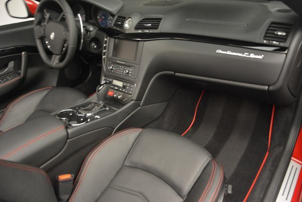 New 2017 Maserati GranTurismo Cab Sport for sale Sold at Pagani of Greenwich in Greenwich CT 06830 25