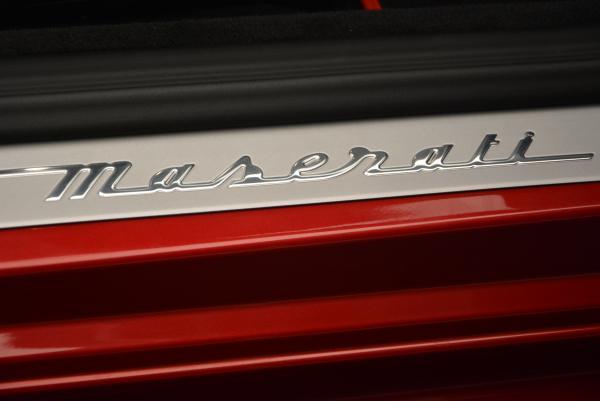 New 2017 Maserati GranTurismo Cab Sport for sale Sold at Pagani of Greenwich in Greenwich CT 06830 28