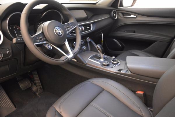 New 2018 Alfa Romeo Stelvio Ti Q4 for sale Sold at Pagani of Greenwich in Greenwich CT 06830 13