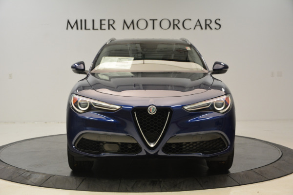 New 2018 Alfa Romeo Stelvio Ti Q4 for sale Sold at Pagani of Greenwich in Greenwich CT 06830 12