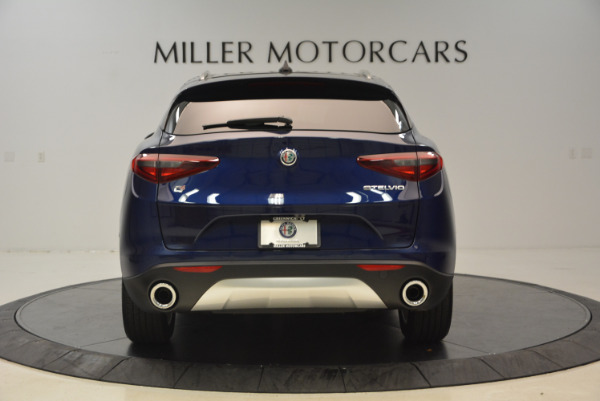 New 2018 Alfa Romeo Stelvio Ti Q4 for sale Sold at Pagani of Greenwich in Greenwich CT 06830 6
