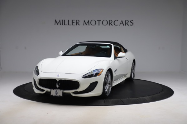 Used 2017 Maserati GranTurismo Convertible Sport for sale Sold at Pagani of Greenwich in Greenwich CT 06830 13