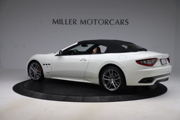 Used 2017 Maserati GranTurismo Convertible Sport for sale Sold at Pagani of Greenwich in Greenwich CT 06830 16