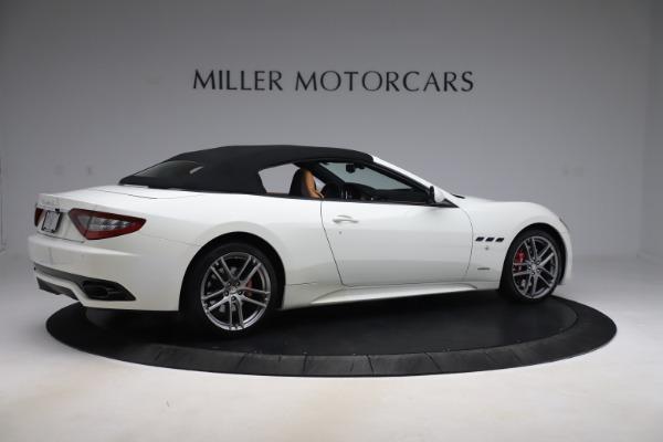Used 2017 Maserati GranTurismo Convertible Sport for sale Sold at Pagani of Greenwich in Greenwich CT 06830 19