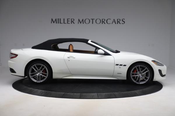 New 2017 Maserati GranTurismo Convertible Sport for sale Sold at Pagani of Greenwich in Greenwich CT 06830 20