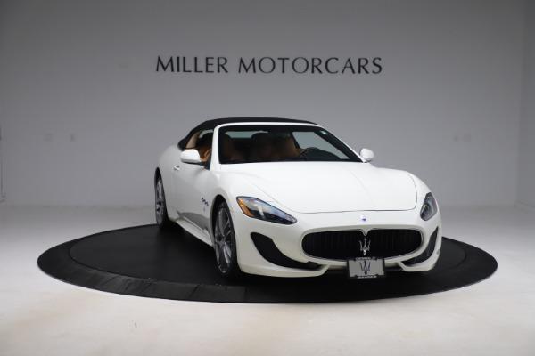 Used 2017 Maserati GranTurismo Convertible Sport for sale Sold at Pagani of Greenwich in Greenwich CT 06830 22