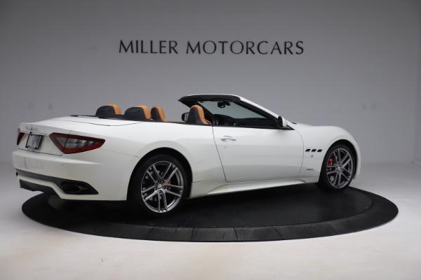 Used 2017 Maserati GranTurismo Convertible Sport for sale Sold at Pagani of Greenwich in Greenwich CT 06830 8