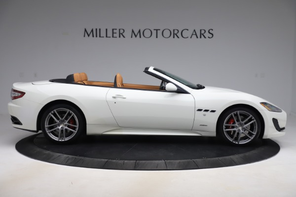 Used 2017 Maserati GranTurismo Convertible Sport for sale Sold at Pagani of Greenwich in Greenwich CT 06830 9