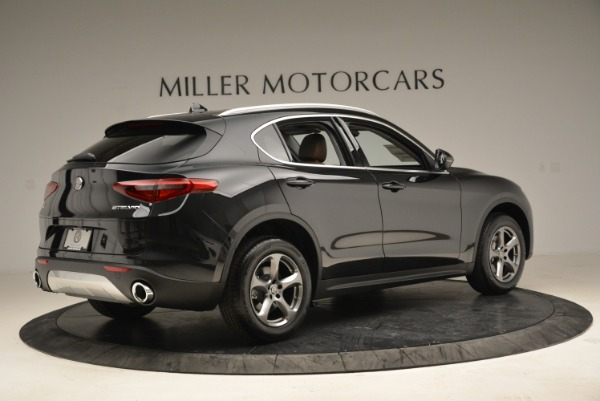 New 2018 Alfa Romeo Stelvio Q4 for sale Sold at Pagani of Greenwich in Greenwich CT 06830 8