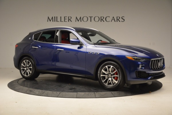 Used 2017 Maserati Levante S Q4 for sale Sold at Pagani of Greenwich in Greenwich CT 06830 10