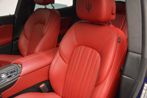 Used 2017 Maserati Levante S Q4 for sale Sold at Pagani of Greenwich in Greenwich CT 06830 16