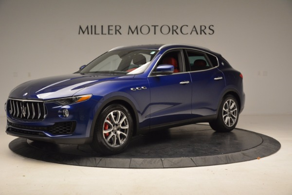 Used 2017 Maserati Levante S Q4 for sale Sold at Pagani of Greenwich in Greenwich CT 06830 2