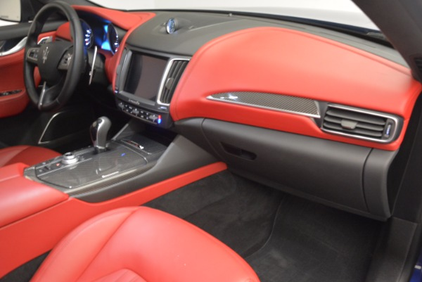 Used 2017 Maserati Levante S Q4 for sale Sold at Pagani of Greenwich in Greenwich CT 06830 23