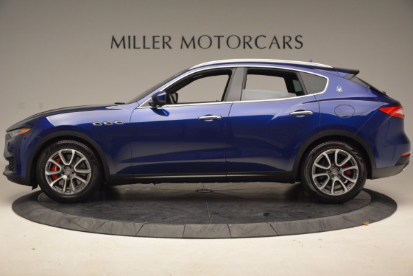 Used 2017 Maserati Levante S Q4 for sale Sold at Pagani of Greenwich in Greenwich CT 06830 3