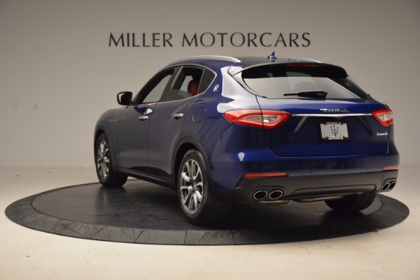 Used 2017 Maserati Levante S Q4 for sale Sold at Pagani of Greenwich in Greenwich CT 06830 5