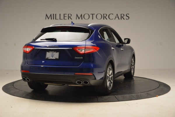 Used 2017 Maserati Levante S Q4 for sale Sold at Pagani of Greenwich in Greenwich CT 06830 7