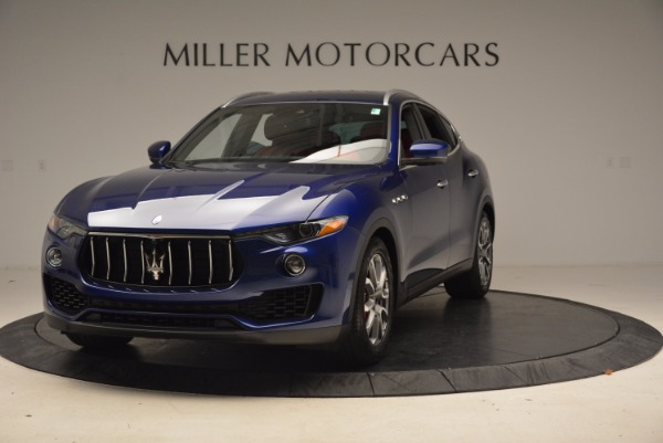 Used 2017 Maserati Levante S Q4 for sale Sold at Pagani of Greenwich in Greenwich CT 06830 1