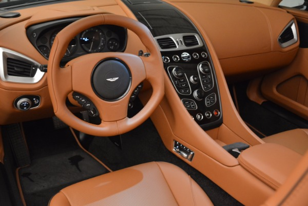 New 2018 Aston Martin Vanquish S Volante for sale Sold at Pagani of Greenwich in Greenwich CT 06830 23