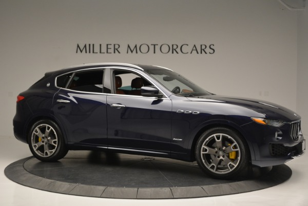 Used 2018 Maserati Levante Q4 GranLusso for sale Sold at Pagani of Greenwich in Greenwich CT 06830 10