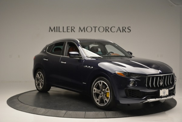 Used 2018 Maserati Levante Q4 GranLusso for sale Sold at Pagani of Greenwich in Greenwich CT 06830 11