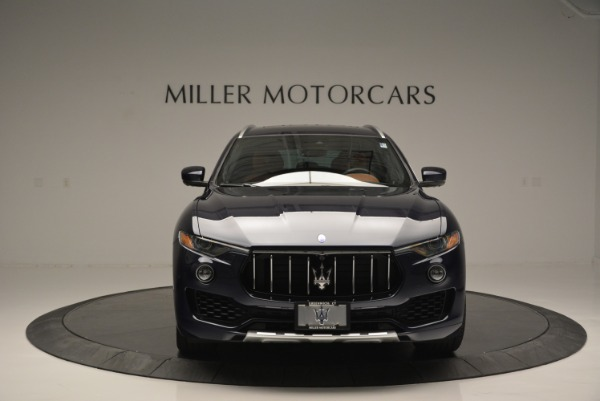 Used 2018 Maserati Levante Q4 GranLusso for sale Sold at Pagani of Greenwich in Greenwich CT 06830 12