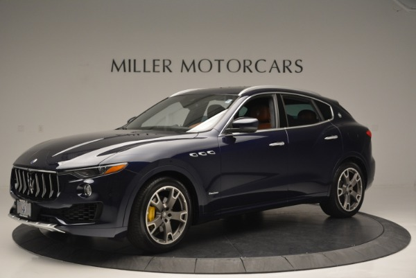Used 2018 Maserati Levante Q4 GranLusso for sale Sold at Pagani of Greenwich in Greenwich CT 06830 2