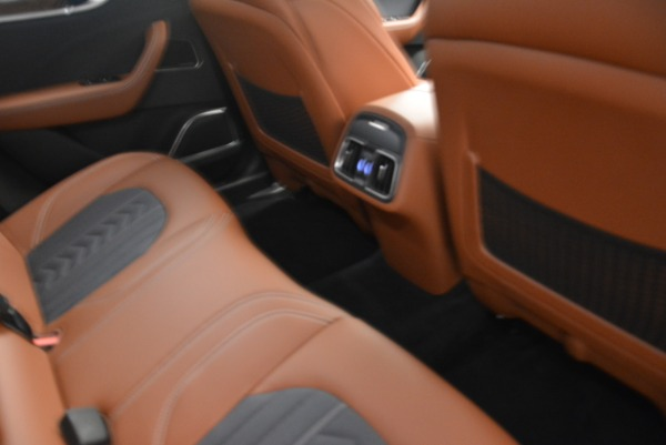 Used 2018 Maserati Levante Q4 GranLusso for sale Sold at Pagani of Greenwich in Greenwich CT 06830 20
