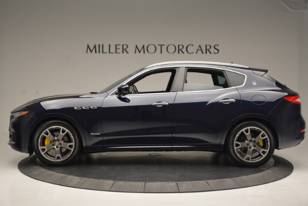 Used 2018 Maserati Levante Q4 GranLusso for sale Sold at Pagani of Greenwich in Greenwich CT 06830 3