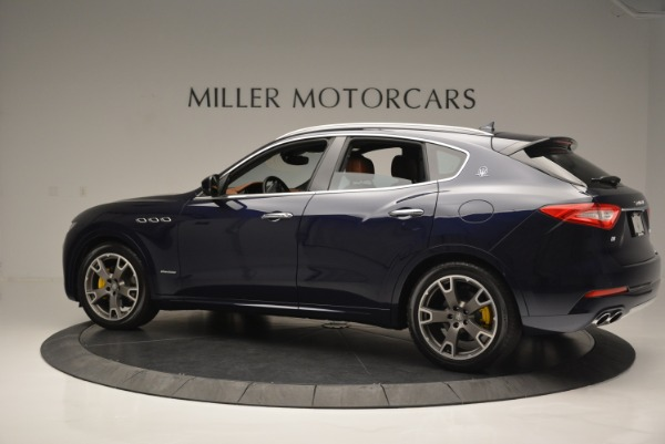 Used 2018 Maserati Levante Q4 GranLusso for sale Sold at Pagani of Greenwich in Greenwich CT 06830 4