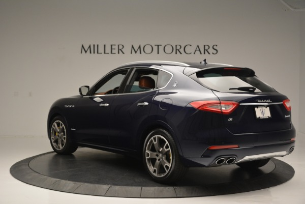 Used 2018 Maserati Levante Q4 GranLusso for sale Sold at Pagani of Greenwich in Greenwich CT 06830 5