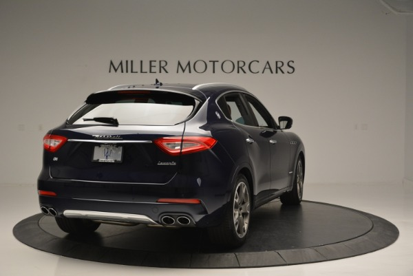Used 2018 Maserati Levante Q4 GranLusso for sale Sold at Pagani of Greenwich in Greenwich CT 06830 7