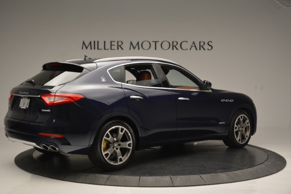 Used 2018 Maserati Levante Q4 GranLusso for sale Sold at Pagani of Greenwich in Greenwich CT 06830 8