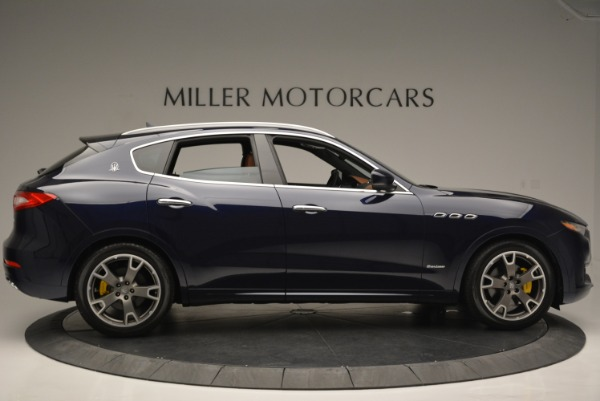 Used 2018 Maserati Levante Q4 GranLusso for sale Sold at Pagani of Greenwich in Greenwich CT 06830 9
