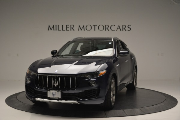 Used 2018 Maserati Levante Q4 GranLusso for sale Sold at Pagani of Greenwich in Greenwich CT 06830 1