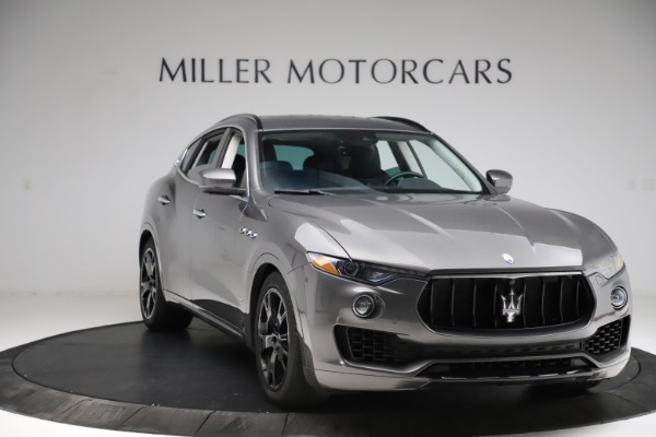 Used 2018 Maserati Levante SQ4 GranSport for sale $55,900 at Pagani of Greenwich in Greenwich CT 06830 11
