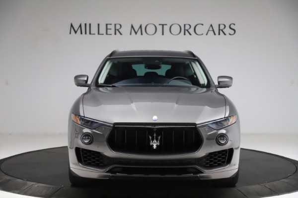 Used 2018 Maserati Levante SQ4 GranSport for sale $55,900 at Pagani of Greenwich in Greenwich CT 06830 12