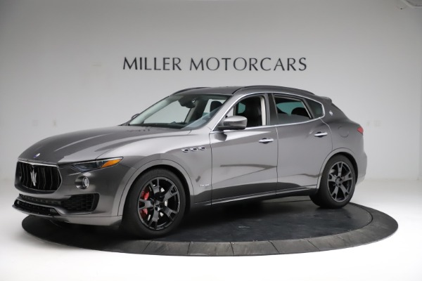 Used 2018 Maserati Levante SQ4 GranSport for sale $55,900 at Pagani of Greenwich in Greenwich CT 06830 2