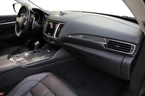 Used 2018 Maserati Levante SQ4 GranSport for sale $55,900 at Pagani of Greenwich in Greenwich CT 06830 22